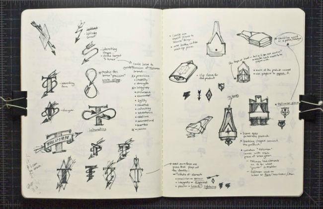 自転車のパッケージデザイン