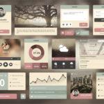 フラットWebデザインに使えるインスピレーション素材15