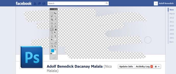 Facebookのカバーアイデア