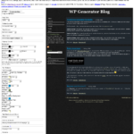 wordpressでオリジナルのブログを簡単に作る