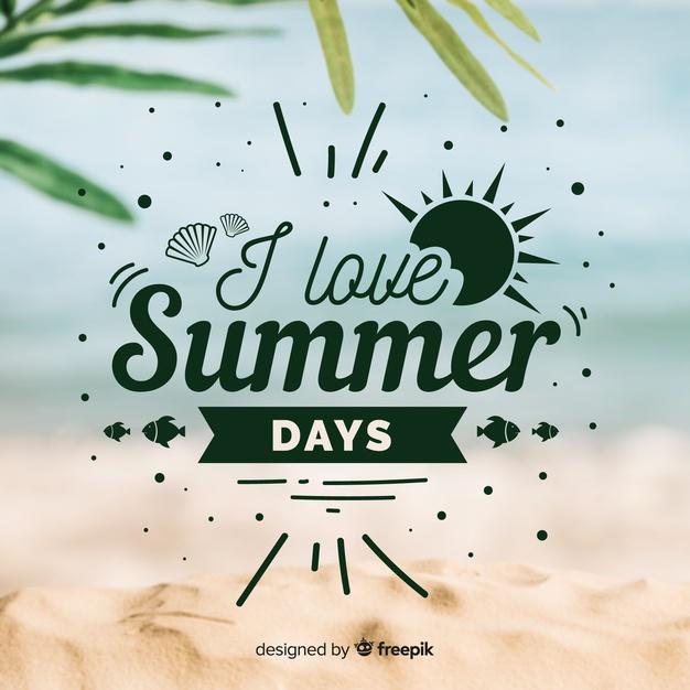 夏イメージのロゴ