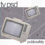 レトロなテレビの切り抜きPSD