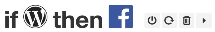 IFTTTを使ってWP-Facebook
