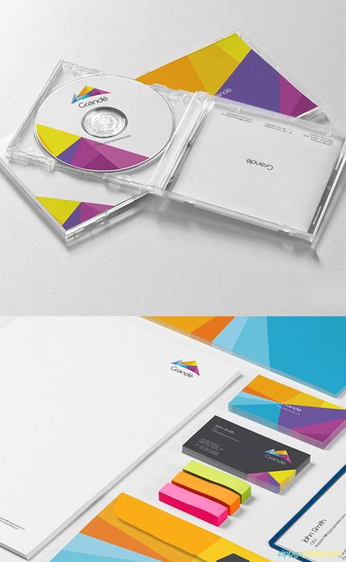 Photorealistic-Stationery-Branding-PSD-Mockups-1