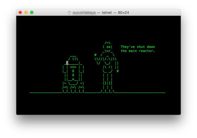 Macでスターウォーズが観られる裏技