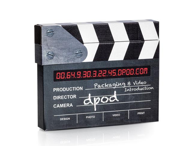 DVDパッケージデザイン